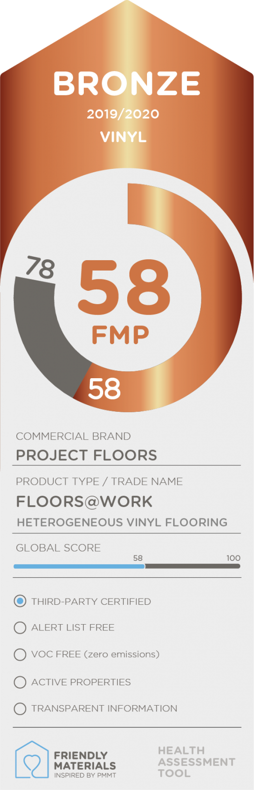 Floors@Work bronze 58