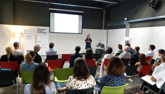 Jornada 'Connecting Advanced Materials & Design'